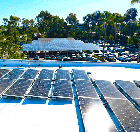 EDF Store & Forecast - Smart energy management for a commercial client in California